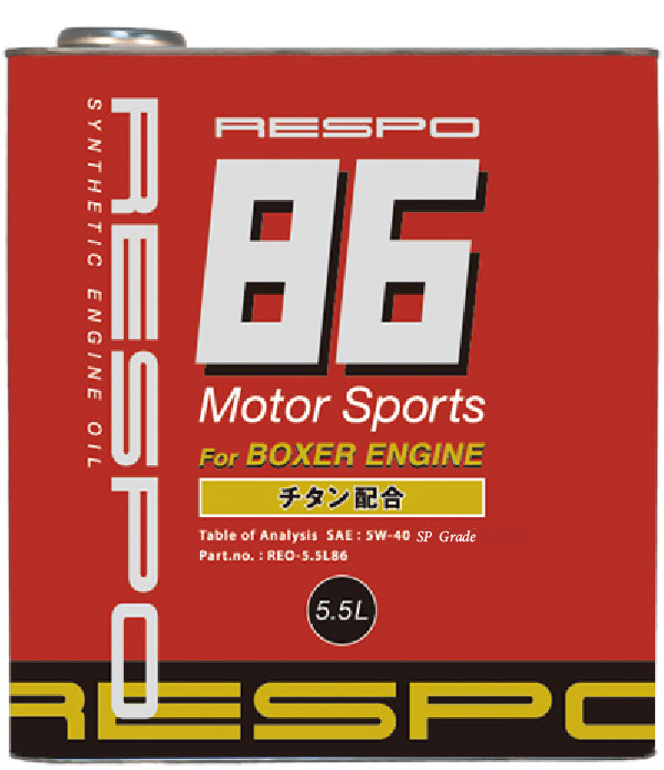 RESPO 86 5w-40