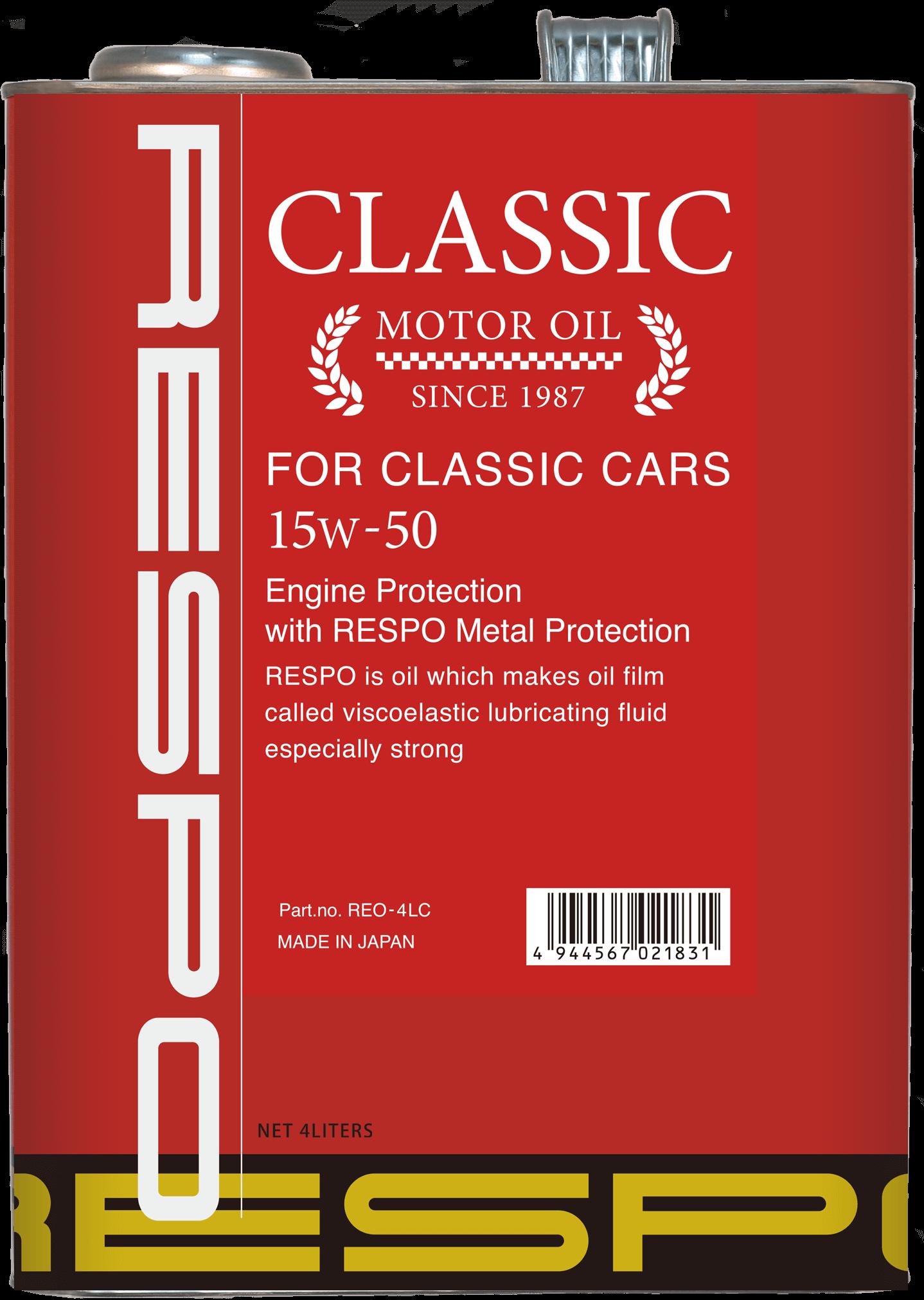 RESPO CLASSIC 15w-50