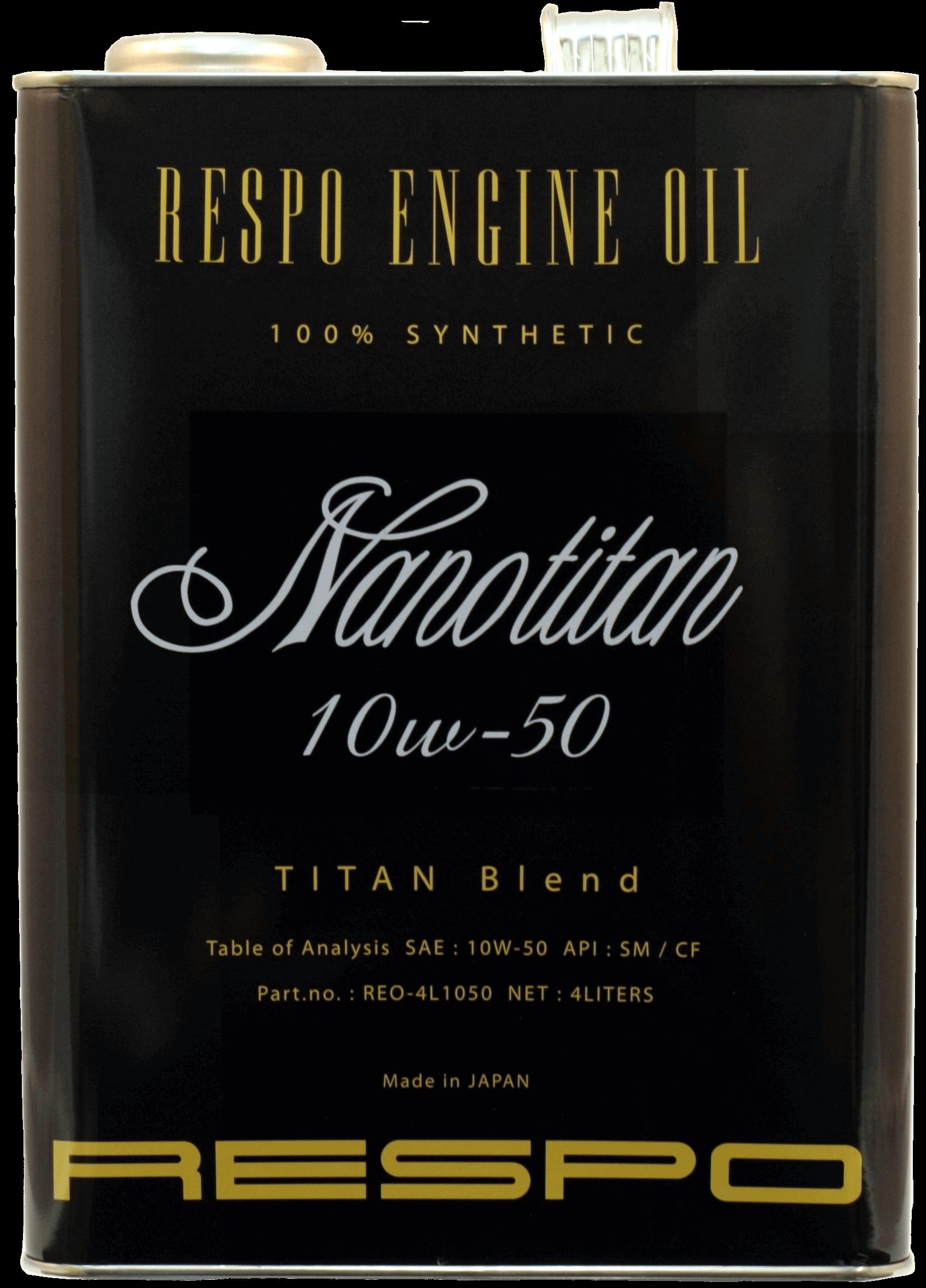 Nanotitan 10w-50
