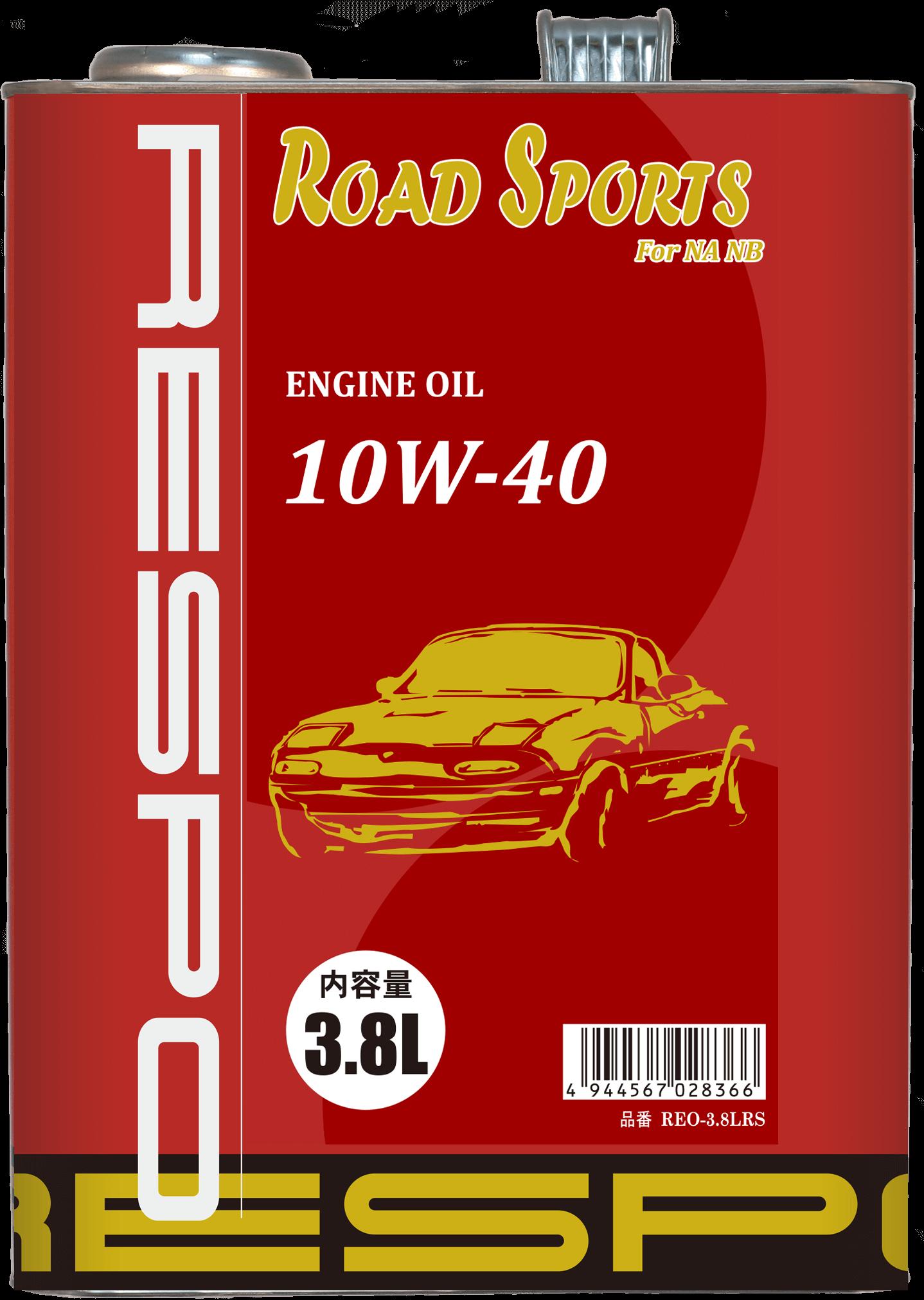 ROAD SPORTS 10w-40